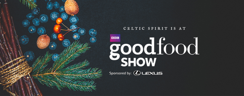 Celtic Spirit is at BBC Good Food Christmas Market