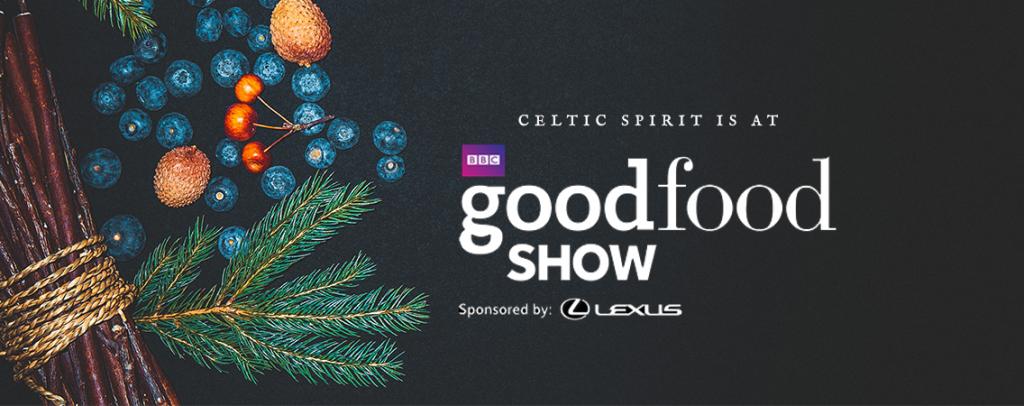 Celtic Spirit is at BBC Good Food Christmas Market
