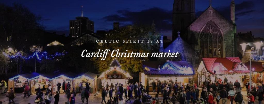 Cardiff Christmas Market until 21st December