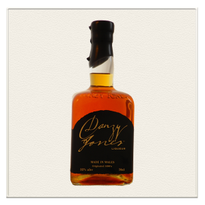 Danzy Jones - Welsh Whiskey Liqueur