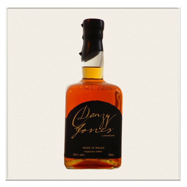 Danzy Jones - Welsh Whiskey Liqueur